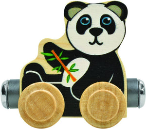 Maple Landmark Name Train Precious Panda