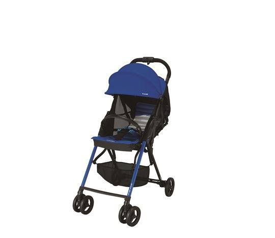 Combi F2 Plus AF Stroller - Pacific Blue