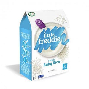 Little Freddie Simply Baby Rice (2x80g)