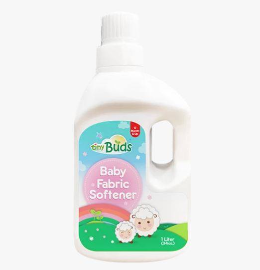 Tiny Buds Natural Fabric Softener - 1Liter
