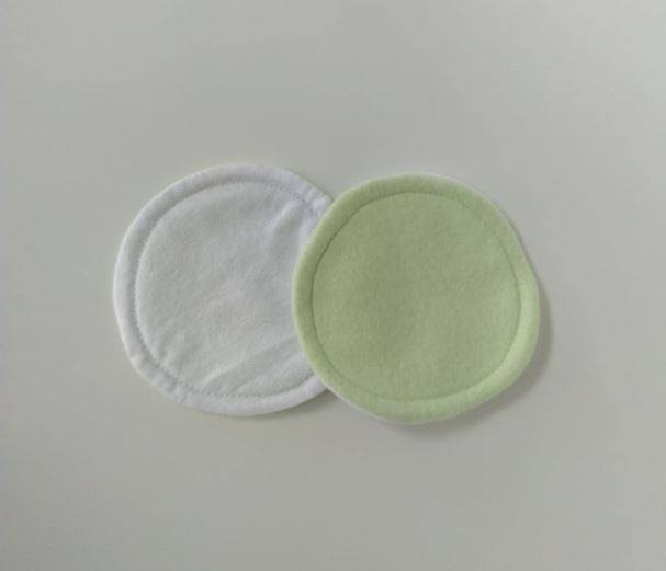 Seve's Mom Cloth Nursing Pads - Mint (Set of 3 Pairs)