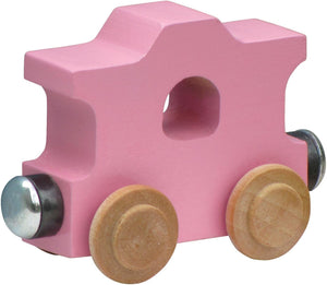 Maple Landmark Pastel Cars Caboose