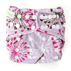 Bumkins Stuff-it Pocket Cloth Diaper - Dandelion