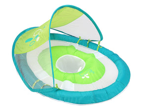 Swimways Baby Spring Float - Turquoise Whale