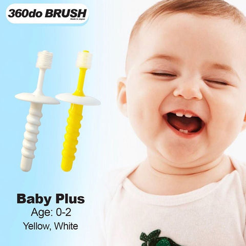 360do Baby Plus Toothbrush
