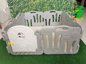Eduplay Panel Fence Only - Grey