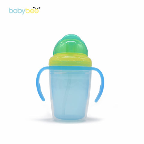 Babybee Training Cup 230ml - Blue