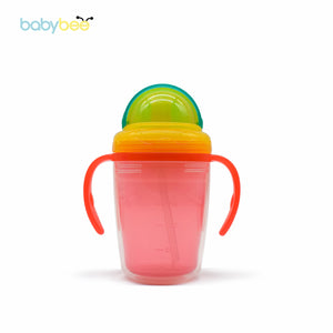 Babybee Training Cup 230ml – Orange
