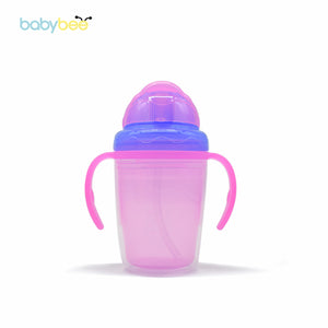 Babybee Training Cup 230ml – Pink