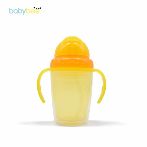 Babybee Training Cup 230ml – Yellow