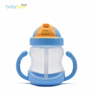 Babybee Training Cup 280ml - Blue