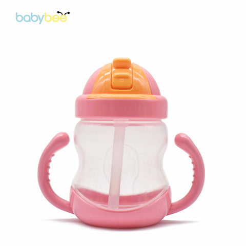 Babybee Training Cup 280ml – Pink