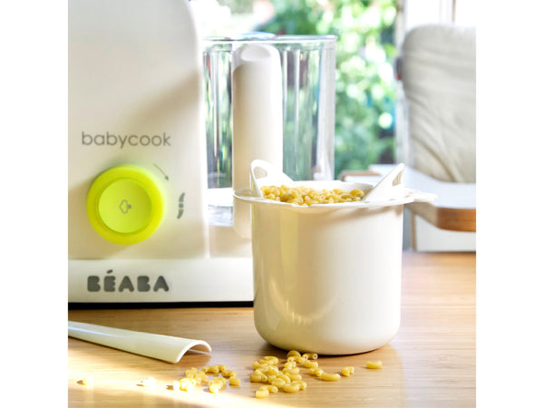 Beaba Pasta/Rice Cooker for Babycook® or Babycook® Plus - White