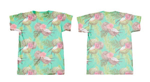 Googoo and Gaga Boys Tee Coconuts