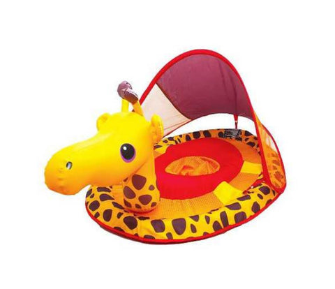 Swimways Animal Friends Spring Float - Giraffe