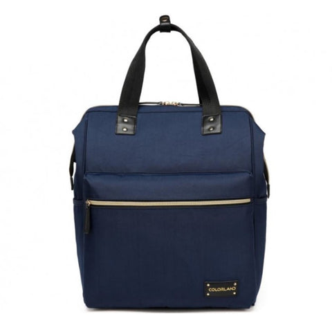 Colorland Zara Baby Changing Backpack - Dark Blue