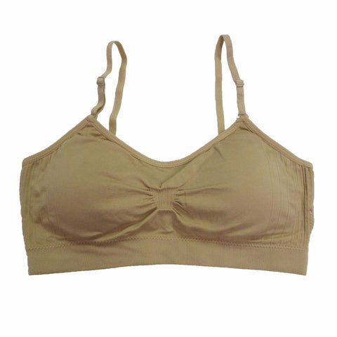 Coobie Regular Scoopneck Maternity Bra - Nude