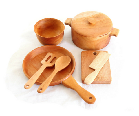 Seed Studio Toys Cooking Set