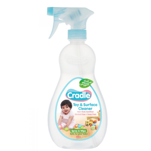 Cradle Toy and Surface Cleaner - 500ml
