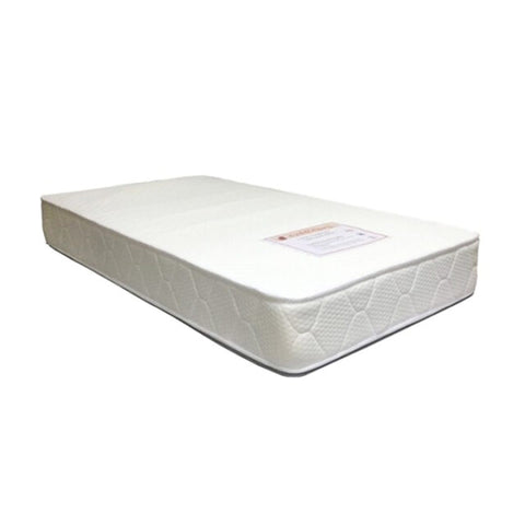 "Cuddlebug Cool Comfort Crib Spring Mattress (6""x28""x52"")"