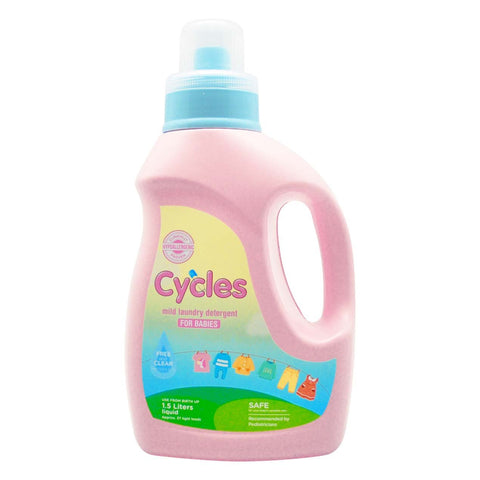Cycles Sensitive Liquid Detergent 1.5L