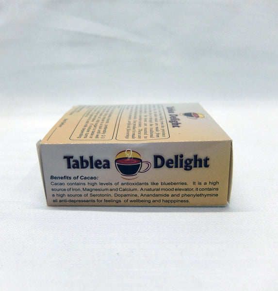 Tablea Delight Traditional Handmade Tablea Rounds 200 grams (27 count)