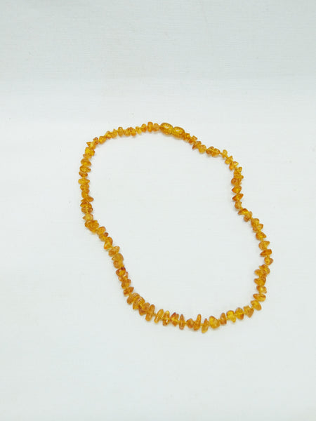 Baltic Amber Teething Necklace - Assorted
