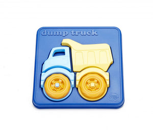 Green Toys Dump Truck Puzzle