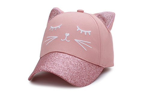 FlapJack Kids 3D Cap - Cat
