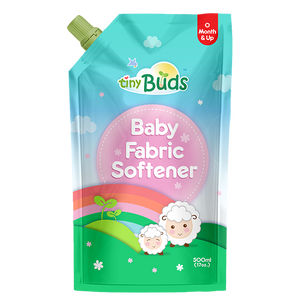 Tiny Buds Natural Fabric Softener - 500ml