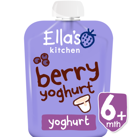 90g Greek Yoghurt and Berries