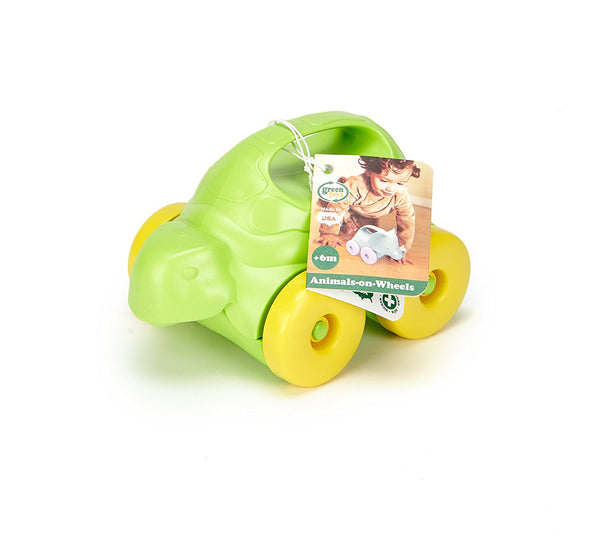 Green Toys Animals-on-Wheels