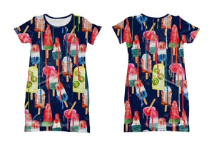 Googoo and Gaga Kids Dress Popsicle