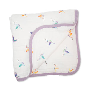 Lulujo Quilts - Hummingbirds