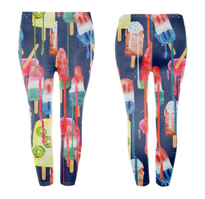 Googoo and Gaga Kids Leggings Popsicles