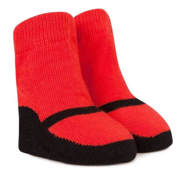 Trumpette MaryJane Bright Socks, 6 Pack