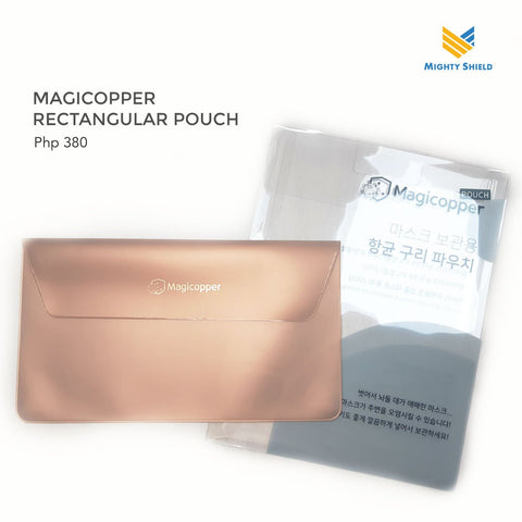 Magicopper Mask Pouch Rectangle