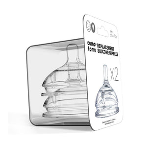 Comotomo Nipple Replacements ( Set of 2)