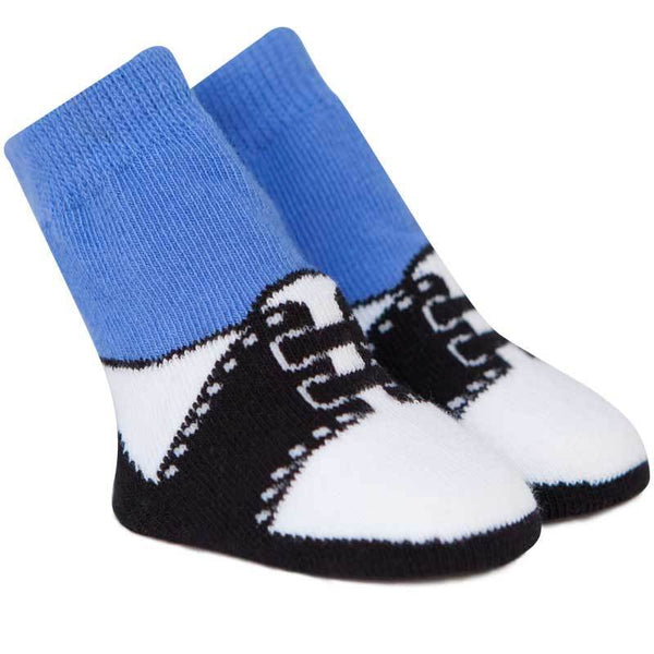 Trumpette Baby Oxford Socks, 6 Pack