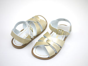 Saltwater Originals Gold Kids (Velcro)