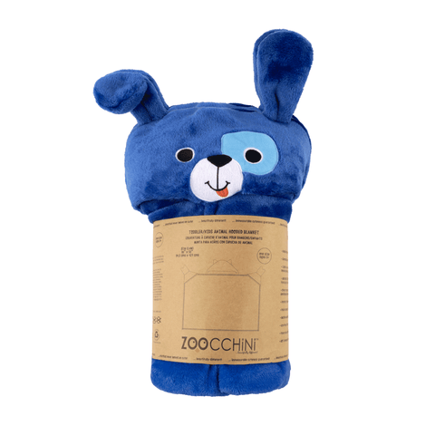 Zoocchini Hooded Blanket - Dog