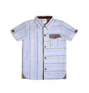 Fore Axel S/S Stripe Shirt