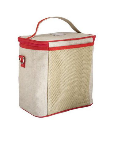 So Young Insulated Cooler Bags Red Scooter