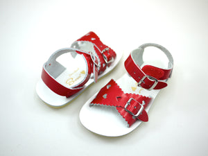 Saltwater Sweetheart Candy Red (Velcro)