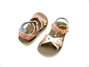 Saltwater Sweetheart Rose Gold (Velcro)