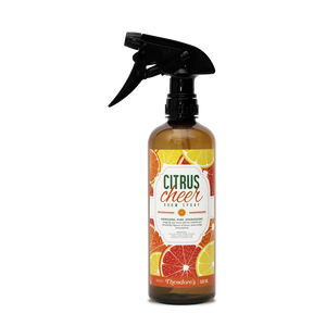 Theodore's Citrus Cheer (Lemon, Sweet Orange & Grapefruit Blend) - 500ml