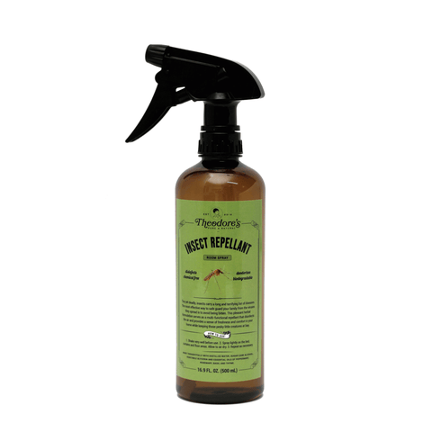 Theodore's Insect Repellant Room Spray - 500ml
