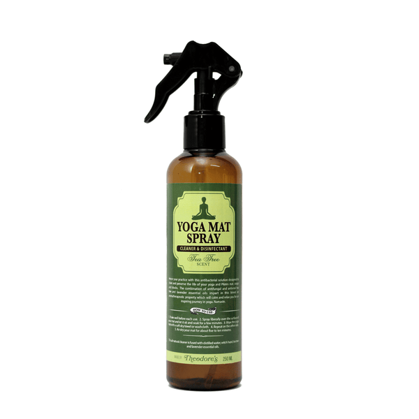 Theodore's Yoga Mat Spray (Tea Tree) - 250ml
