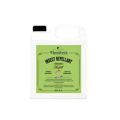 Theodore's Insect Repellant Room Spray - 1Liter