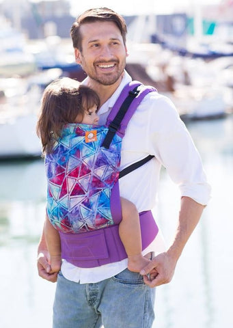 Tula Baby Carrier Tide Pool
